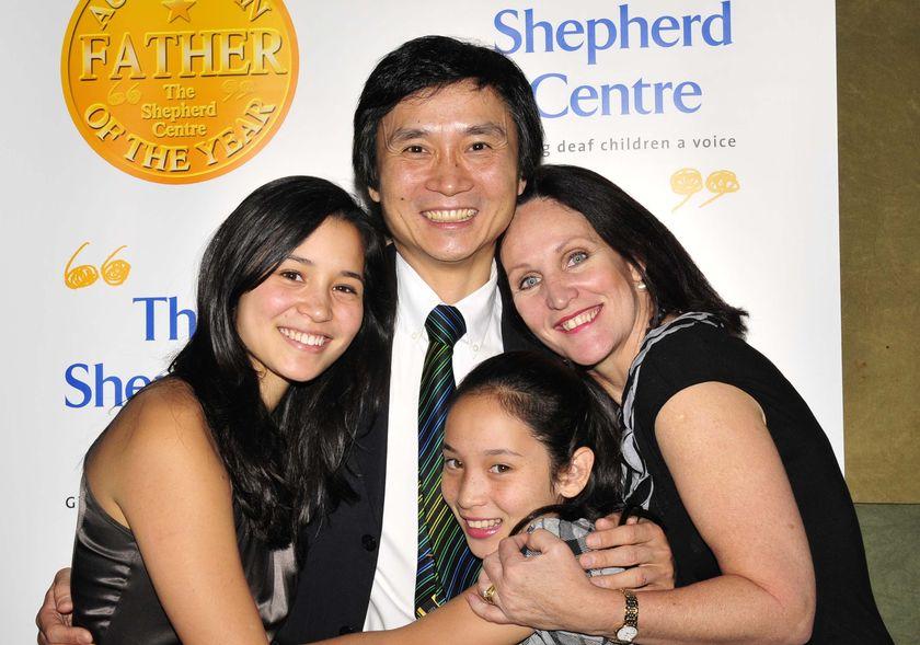 Li cunxin family